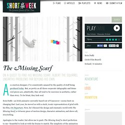 The Missing Scarf by @EoinDuffy