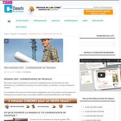 PRIX MISSION OPC : COORDINATION DE TRAVAUX-Cmarteau.com