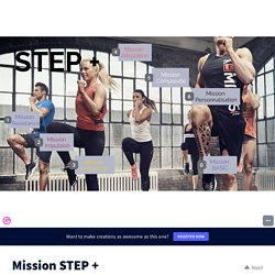 Mission STEP + by Lachaud Frédérique on Genially
