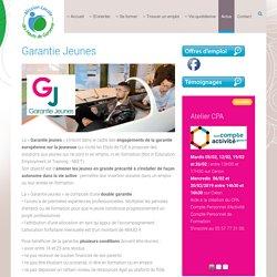 Mission Locale - Garantie Jeunes