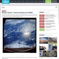 Mission Gemini : Visions célestes de la NASA