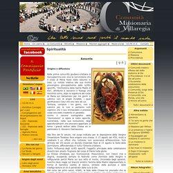 Comunità Missionaria di Villaregia