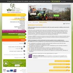 Missions et activités - Vivea