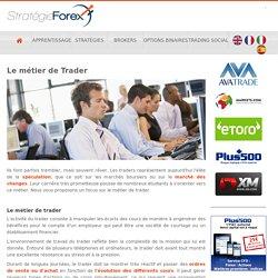Le métier de Trader : missions, salaire, formations