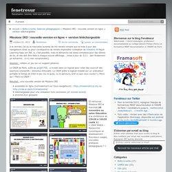 Missions IRD : nouvelle version en ligne + version téléchargeable