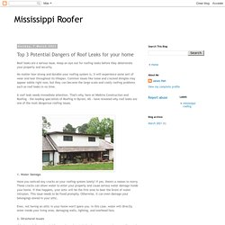 roofing jackson ms