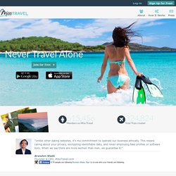 MissTravel | The #1 Travel Dating Site
