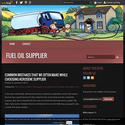 Kerosene Supplier