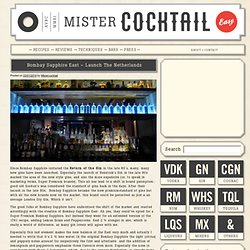 Mister Cocktail
