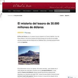 El misterio del tesoro de 30.000 millones de dólares