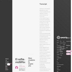 El cofre misterioso by andrea_rubio_alarcon on Genial.ly
