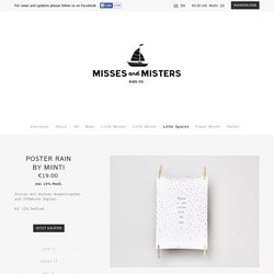 MISSES and MISTERS Kids Co. Fashion and Accessories for the cool Kids