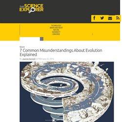 7 Common Misunderstandings About Evolution Explained