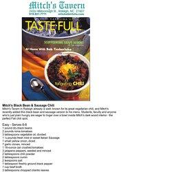 Mitch's Chili