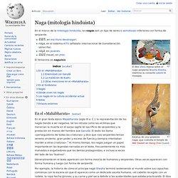 Naga (mitología hinduista)