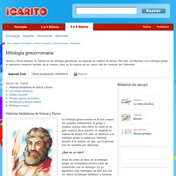 Mitología greco-romana