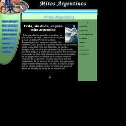 Mitos Argentinos