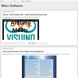 Mitov Software: May 2015