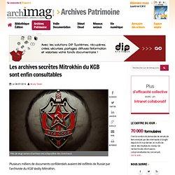 Les archives secrètes Mitrokhin du KGB