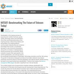 MITSOT: Benchmarking The Future of Telecom Today!