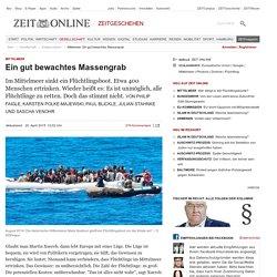 Mittelmeer: Ein gut bewachtes Massengrab