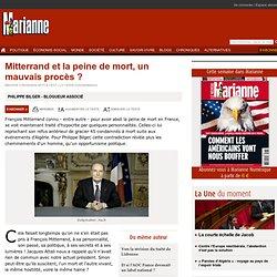 Mitterrand et la peine de mort, un mauvais procès ?