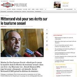 Mitterrand vis pour ses crits sur le tourisme sexuel - Lib rat