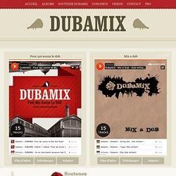 Mix A Dub, l'album de Dubamix