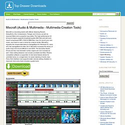 Mixcraft Download | Software Category Audio & Multimedia - Multimedia Creation Tools
