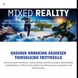Mixed Reality - Business Finland