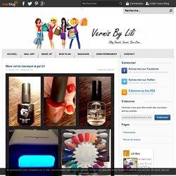 Mixer vernis classique et gel UV -