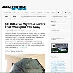 50+ Gifts For Miyazaki Lovers That Will Spirit You Away