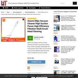 Buy Xiaomi MJXCQ01DY Mijia Vacuum Cleaner