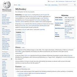 MLDonkey - Wikipedia