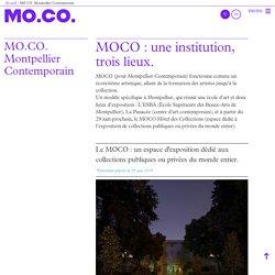 MO.CO. Montpellier Contemporain