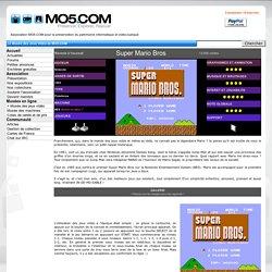 MO5.COM : Le Musée des Jeux Vidéo de MO5.COM