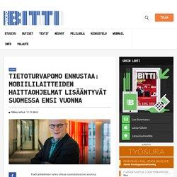 Tietoturvapomo ennustaa: mobiililaitteiden haittaohjelmat lisääntyvät Suomessa ensi vuonna – Mikrobitti