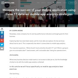 17 Great Mobile App Analytics strategies to Grow Your App Today