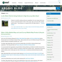 ArcGIS Blog