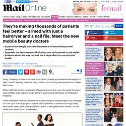 Mobile beauty doctors making waves across Britain
