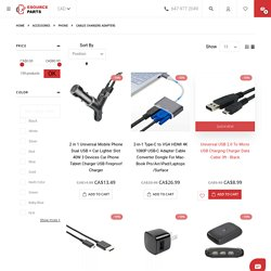 Buy Mobile Phone Chargers and Cables - Esource Parts