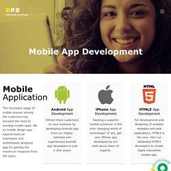 Best Mobile App Development Company in Delhi NCR, India