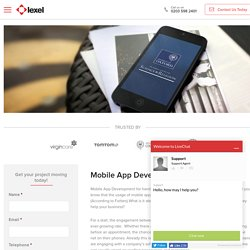 Time to think about Mobile App Development