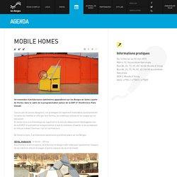 Mobile homes — exposition d'architectures éphémères