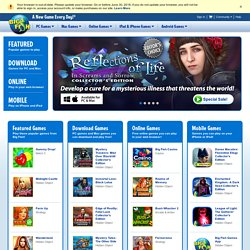 Download Games and Free Online Games