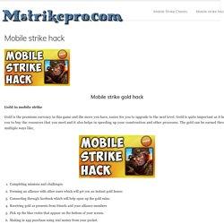 mobile strike hack tool download