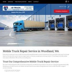 Mobile Truck Repair in Woodland, WA