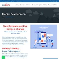 MobileApp Development Company India