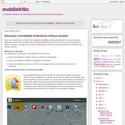 android - MobileFritic