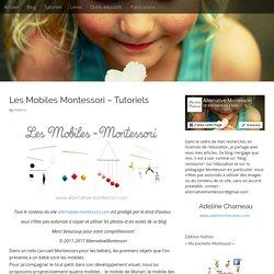 Les Mobiles Montessori - Tutoriels -